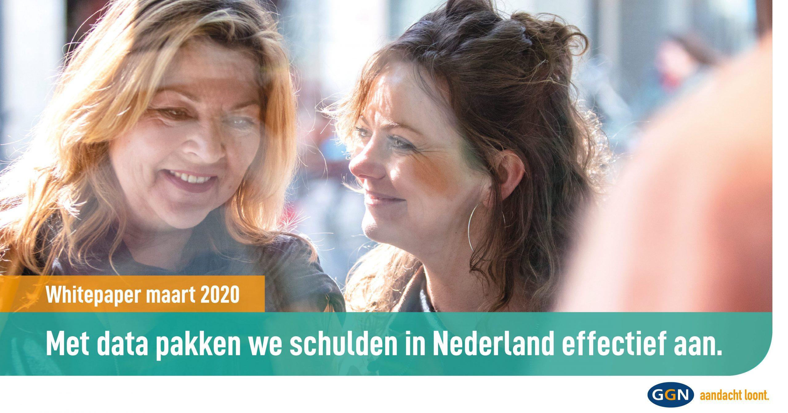Met data pakken we schulden in Nederland effectief aan